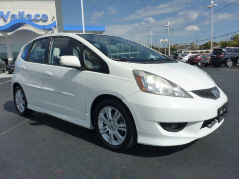 2009 Honda Fit for sale at RUSTY WALLACE HONDA in Knoxville TN