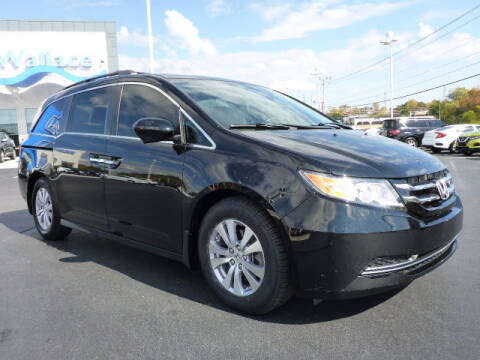 2016 Honda Odyssey for sale at RUSTY WALLACE HONDA in Knoxville TN