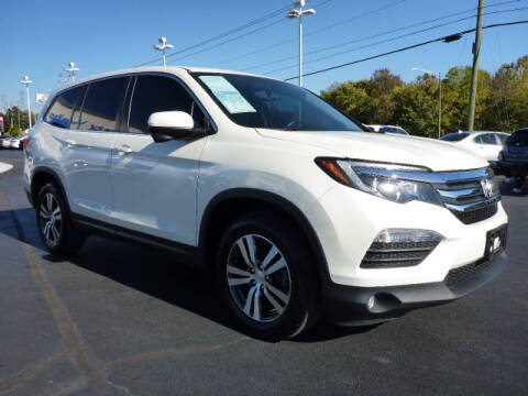 2016 Honda Pilot for sale at RUSTY WALLACE HONDA in Knoxville TN