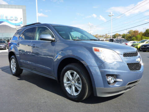 2011 Chevrolet Equinox for sale at RUSTY WALLACE HONDA in Knoxville TN