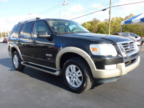 2007 Ford Explorer for sale at RUSTY WALLACE HONDA in Knoxville TN