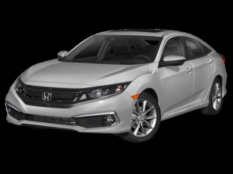 2020 Honda Civic for sale at RUSTY WALLACE HONDA in Knoxville TN
