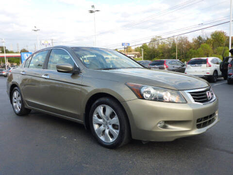 2010 Honda Accord for sale at RUSTY WALLACE HONDA in Knoxville TN