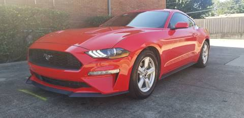2018 Ford Mustang for sale in Dallas, TX