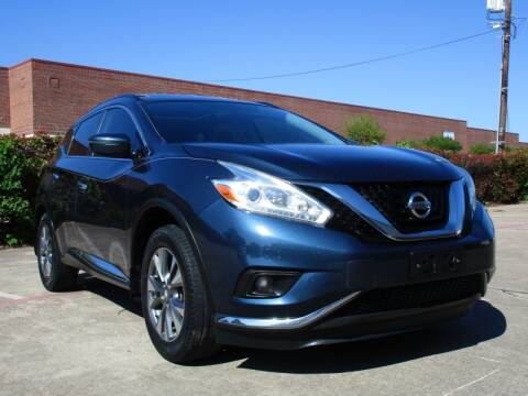 2016 Nissan Murano for sale at Italy Auto Sales in Dallas TX
