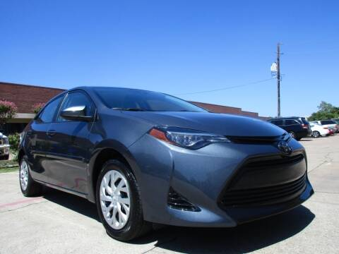 2018 Toyota Corolla for sale at Italy Auto Sales in Dallas TX