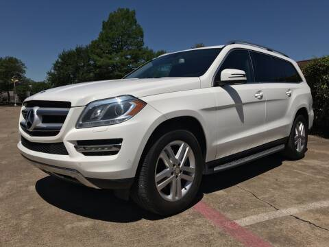 2014 Mercedes-Benz GL-Class for sale at Italy Auto Sales in Dallas TX