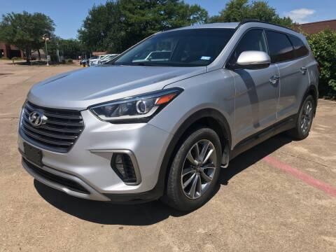 2017 Hyundai Santa Fe for sale at Italy Auto Sales in Dallas TX