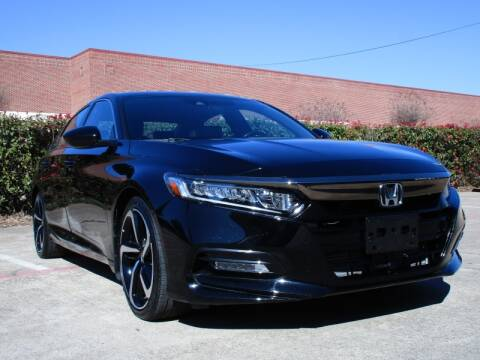2019 Honda Accord for sale at Italy Auto Sales in Dallas TX
