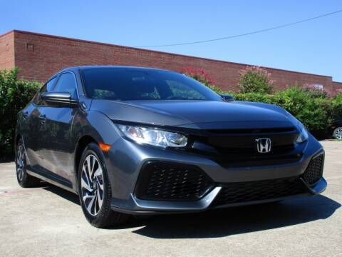 2018 Honda Civic for sale at Italy Auto Sales in Dallas TX