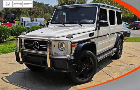 2018 Mercedes Benz G Class For Sale In Alpharetta, GA