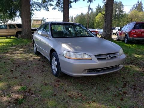 1998 Honda Accord for sale in Shelton, WA
