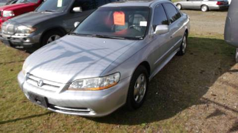 2002 Honda Accord for sale in Shelton, WA