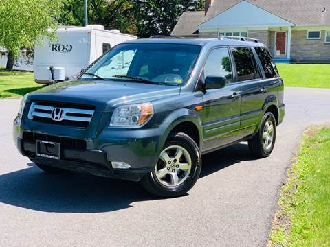 2006 Honda Pilot for sale in West Sand Lake, NY