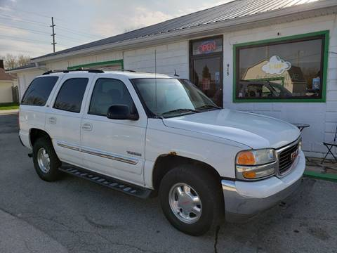 2002 GMC Yukon for sale in Lebanon, IN