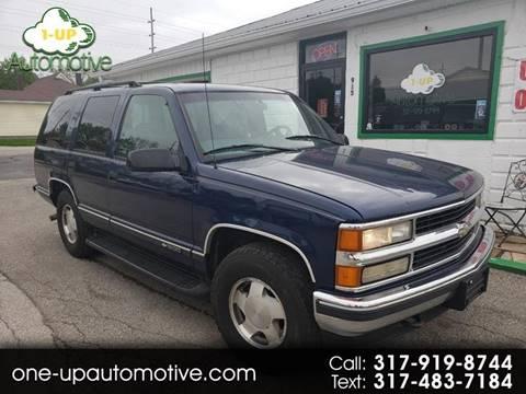 1997 Chevrolet Tahoe for sale in Lebanon, IN