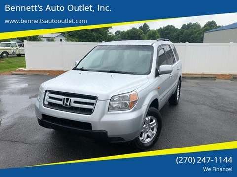 2008 Honda Pilot for sale in Mayfield, KY