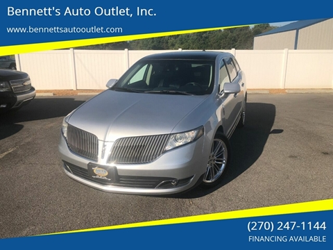 2013 Lincoln MKT for sale in Mayfield, KY