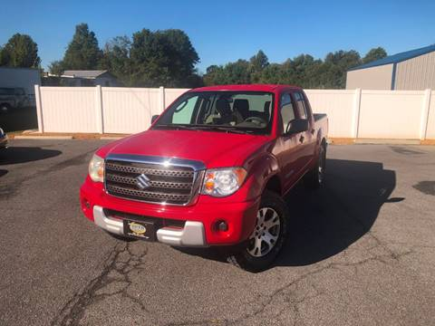 2011 Suzuki Equator for sale in Mayfield, KY