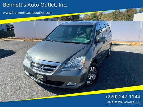2007 Honda Odyssey for sale in Mayfield, KY