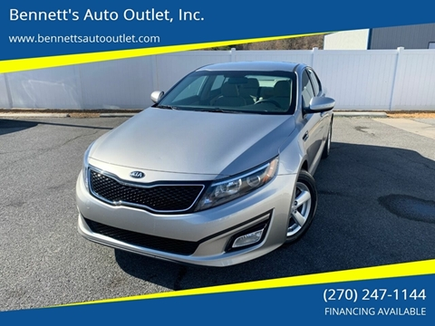 2015 Kia Optima for sale in Mayfield, KY