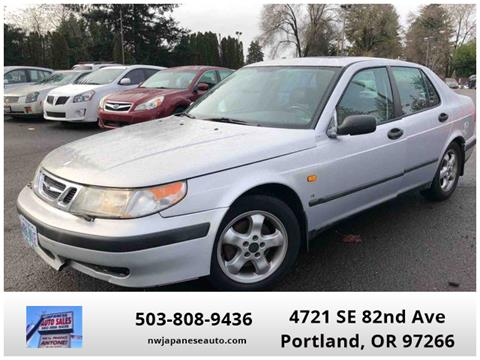 2000 Saab 9-5 for sale in Portland, OR