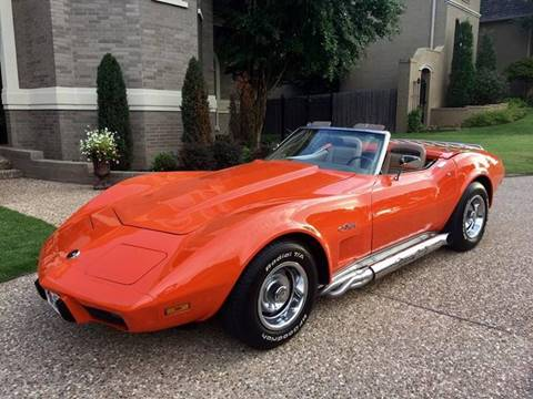 1975 Chevrolet Corvette for sale at Dobbs Motor Company in Springdale AR