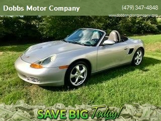 2001 Porsche Boxster for sale in Springdale, AR