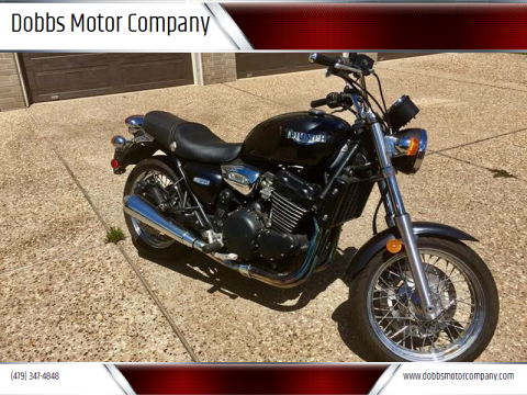 2000 Triumph Legend TT for sale at Dobbs Motor Company in Springdale AR