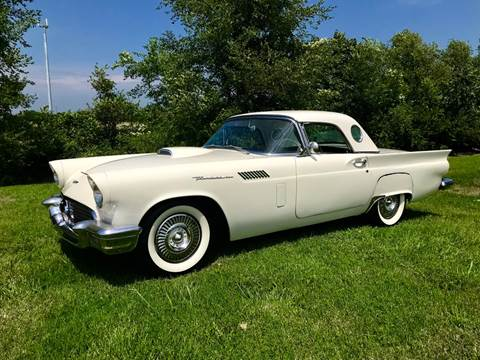 1957 Ford Thunderbird for sale at Dobbs Motor Company in Springdale AR