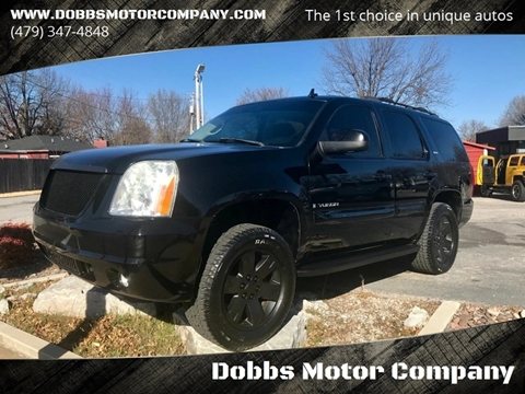 2007 GMC Yukon for sale at Dobbs Motor Company in Springdale AR
