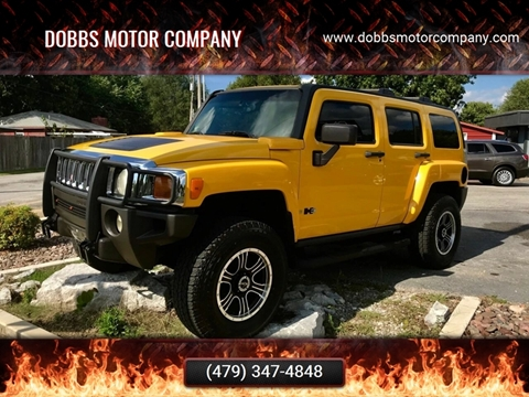 2006 HUMMER H3 for sale at Dobbs Motor Company in Springdale AR