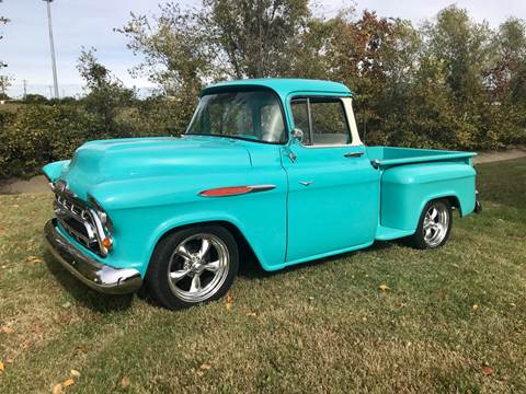 1957 Chevrolet 3100 for sale at Dobbs Motor Company in Springdale AR
