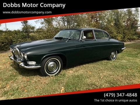 1965 Jaguar Mark VIII for sale at Dobbs Motor Company in Springdale AR
