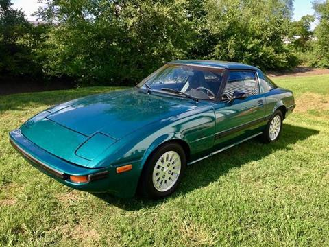1984 Mazda RX-7 for sale at Dobbs Motor Company in Springdale AR