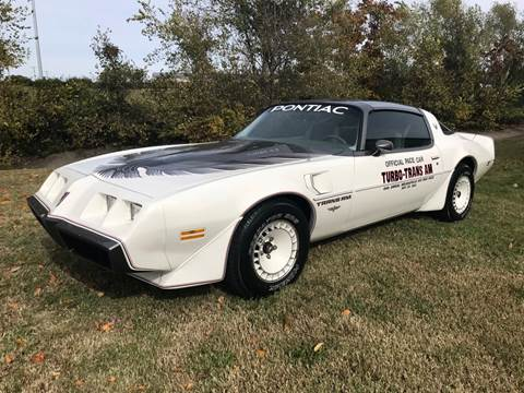 1980 Pontiac Trans Am for sale at Dobbs Motor Company in Springdale AR