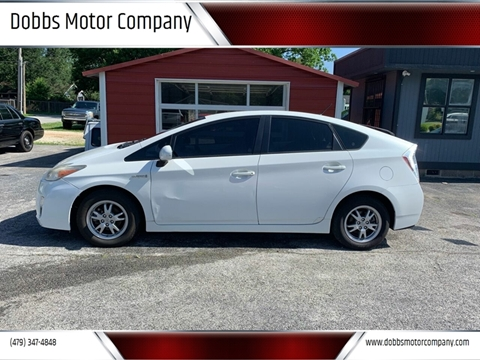 2010 Toyota Prius for sale at Dobbs Motor Company in Springdale AR