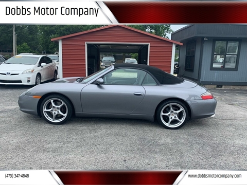 2002 Porsche 911 for sale at Dobbs Motor Company in Springdale AR