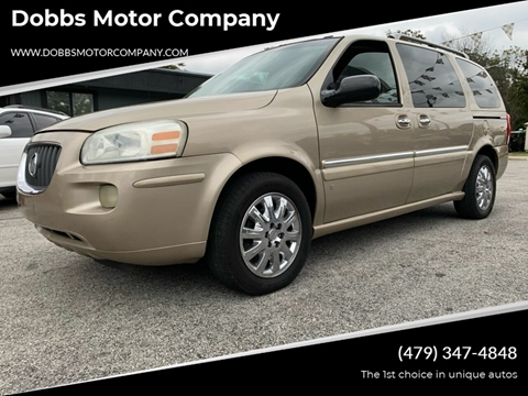 2006 Buick Terraza for sale at Dobbs Motor Company in Springdale AR