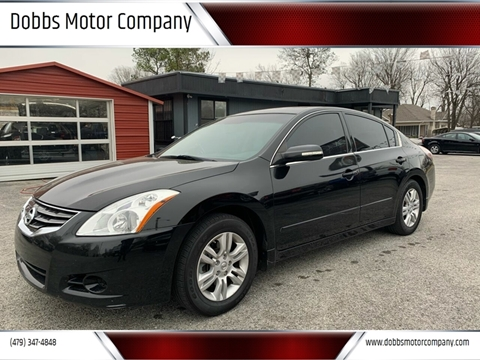 2011 Nissan Altima for sale at Dobbs Motor Company in Springdale AR