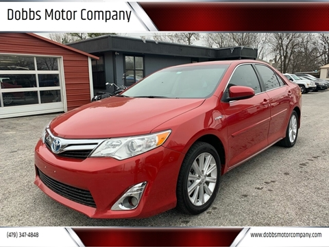 2012 Toyota Camry Hybrid for sale at Dobbs Motor Company in Springdale AR
