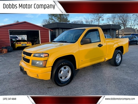2007 Chevrolet Colorado for sale at Dobbs Motor Company in Springdale AR