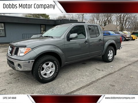 2005 Nissan Frontier for sale at Dobbs Motor Company in Springdale AR