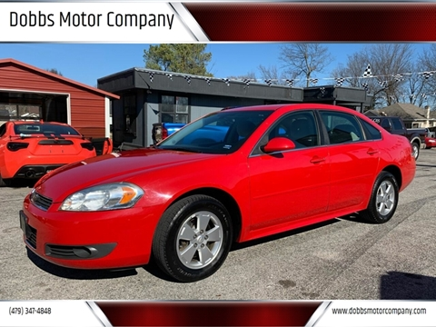 2011 Chevrolet Impala for sale at Dobbs Motor Company in Springdale AR