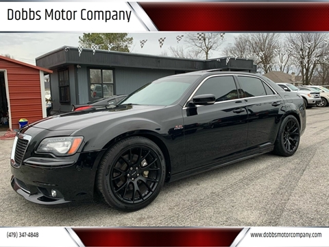 2012 Chrysler 300 for sale at Dobbs Motor Company in Springdale AR