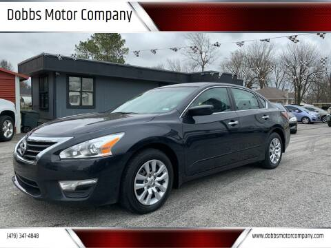 2015 Nissan Altima for sale at Dobbs Motor Company in Springdale AR