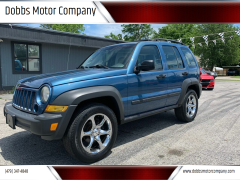 2006 Jeep Liberty for sale at Dobbs Motor Company in Springdale AR