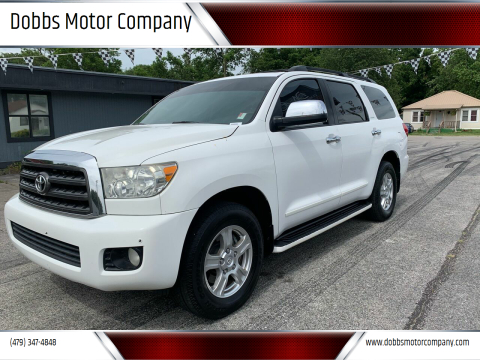 2008 Toyota Sequoia for sale at Dobbs Motor Company in Springdale AR
