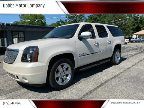2010 GMC Yukon XL for sale at Dobbs Motor Company in Springdale AR
