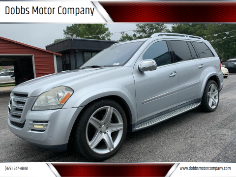 2010 Mercedes-Benz GL-Class for sale at Dobbs Motor Company in Springdale AR